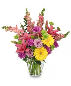 SAVANNAH STYLE Summer Flowers in Ontario, OR | EASTSIDE FLORIST