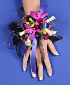 A NIGHT TO REMEMBER Prom Corsage in Cedar City, UT | JOCELYN'S FLORAL INC.