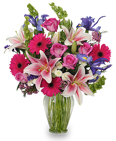 REMEMBERING YOU Mother's Day Bouquet in Worthington, OH | UP-TOWNE FLOWERS & GIFT SHOPPE