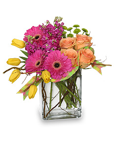 FLORAL AWAKENING Spring Flowers in Skippack, PA | AN ENCHANTED FLORIST @ SKIPPACK VILLAGE