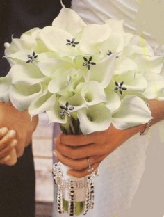 Cala Lily Bouquet wedding in Ottawa, ON | MILLE FIORE FLORAL