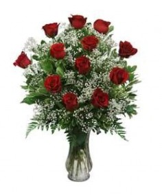 Classic Dozen Roses  in Eldersburg, MD | RIPPEL'S FLORIST