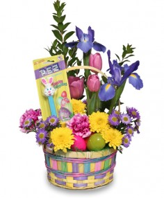 EASTER'S ON IT'S WAY... Easter Flowers in Bracebridge, ON | CR Flowers & Gifts ~ A Bracebridge Florist
