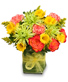 FRESH AS APRIL Spring Floral Arrangement