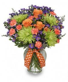 BEAUTIFUL LIFE Floral Arrangement in Advance, NC | ADVANCE FLORIST & GIFT BASKET