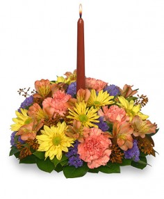 GRATEFUL EXPRESSIONS Fall Arrangement in Marysville, WA | CUPID'S FLORAL