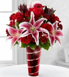 FTD  Lasting Romance  in Eldersburg, MD | RIPPEL'S FLORIST