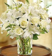 Heavenly White Bouquet