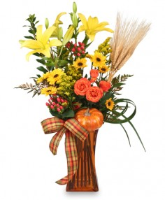 OCTOBER OFFERINGS Fall Arrangement in Ottawa, ON | MILLE FIORE FLORAL