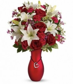 Teleflora  Heart Strings in Eldersburg, MD | RIPPEL'S FLORIST